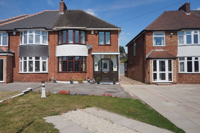 3 bed semi-detached house for sale in Springfield Road, Castle Bromwich, Birmingham