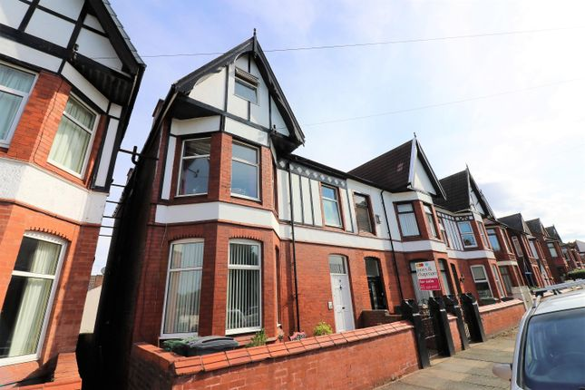Thumbnail Semi-detached house for sale in Gorsehill Road, Wallasey