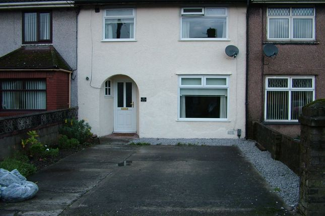 Thumbnail Terraced house to rent in Landore Avenue, Port Talbot