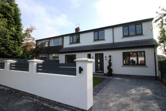 Thumbnail Semi-detached house for sale in Midland Road, Bramhall, Stockport, Greater Manchester