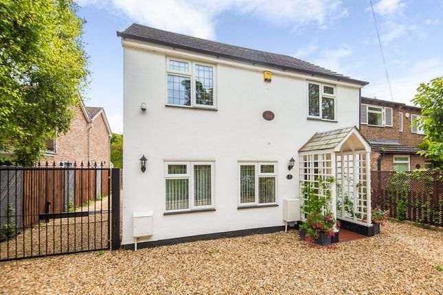 Thumbnail Detached house for sale in High Street, Harston, Cambridge