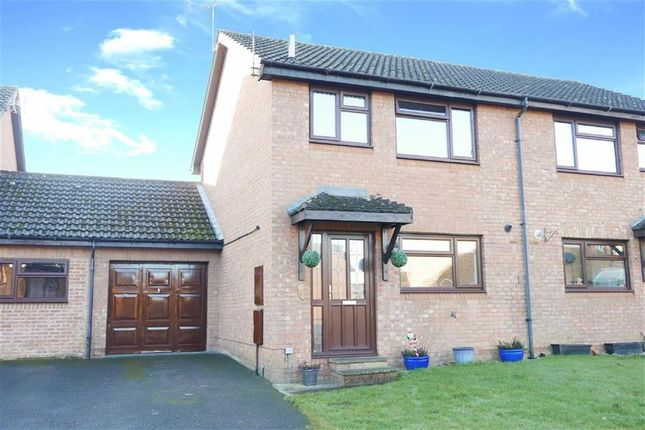 3 bed semi-detached house for sale in Shutehay Drive, Cam