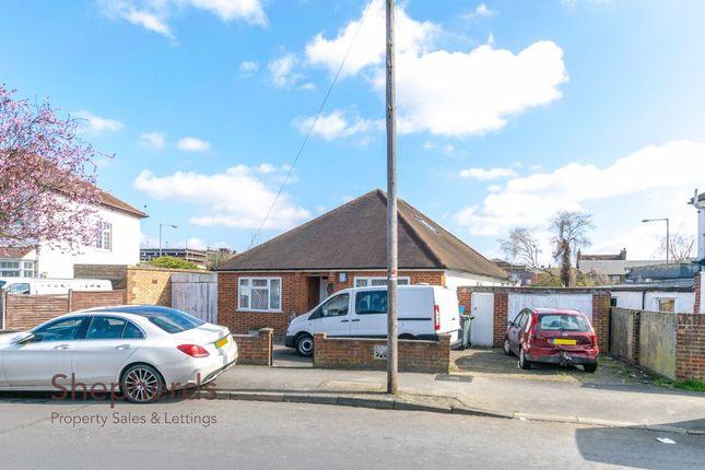 Thumbnail Detached bungalow for sale in Berkley Avenue, Waltham Cross, Hertfordshire
