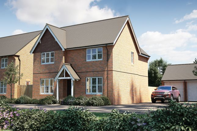 """Thumbnail Detached house for sale in """"The Astley"""" at Muggleton Road, Amesbury, Salisbury"""