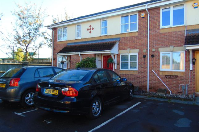 Thumbnail Terraced house to rent in Philbye Mews, Cippenham, Slough