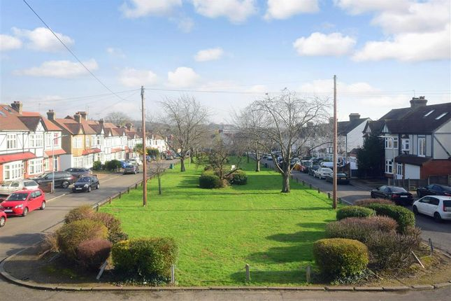 Views To Front of Greenstead Gardens, Woodford Green, Essex IG8