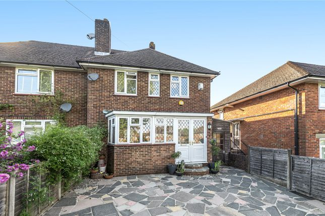 Thumbnail Semi-detached house for sale in Maple Way, Coulsdon, Hooley