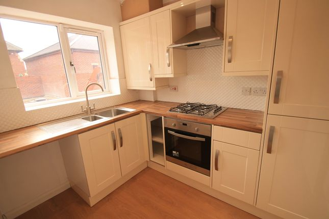 Thumbnail Semi-detached house to rent in Station Road, Rossington, Doncaster