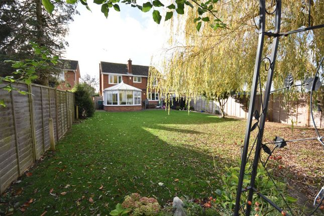 Thumbnail Detached house for sale in Derwent Road, Aylesbury, Buckinghamshire