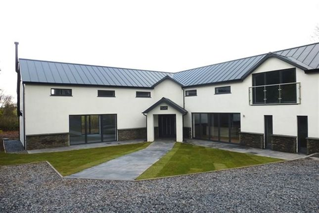 Thumbnail Detached house to rent in Low Wood House, Little Urswick, Nr Ulverston