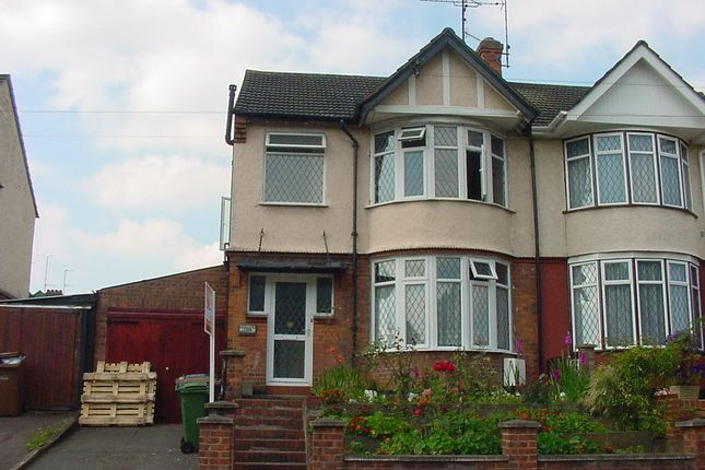 Thumbnail Terraced house to rent in Park Street, Luton