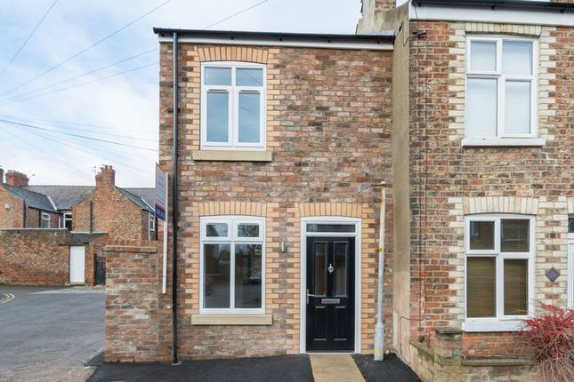 Thumbnail Terraced house for sale in Park Lane, Holgate, York