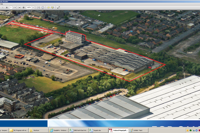 Thumbnail Industrial for sale in Off Legrams Lane, Bradford
