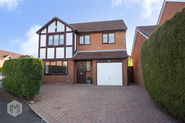 4 bed detached house for sale in Rivington Hall Close, Ramsbottom, Bury BL0