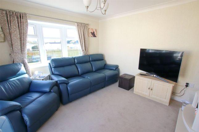 Lounge of Plot 98, Barton Broads Park, Maltkiln Road, Barton-Upon-Humber, North Lincolnshire DN18