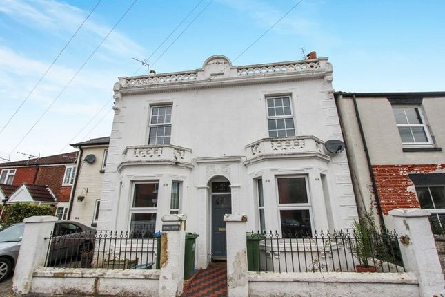 Thumbnail Detached house for sale in Edward Road, Southampton
