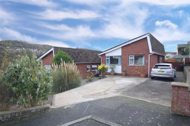 Thumbnail Detached bungalow for sale in Maes Gweryl, Conwy, Conwy