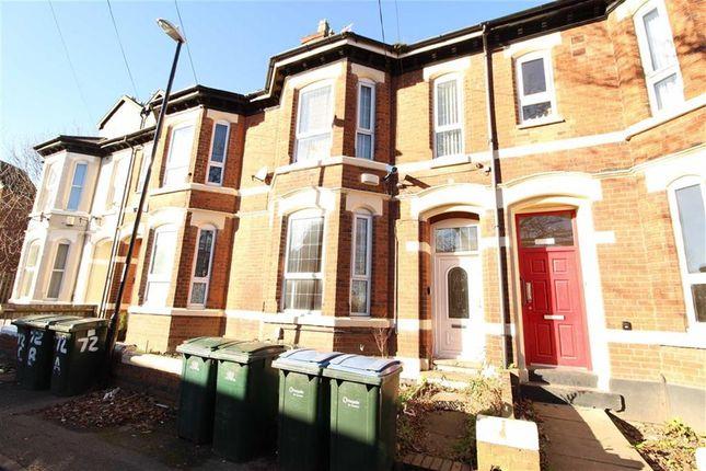 Thumbnail Terraced house for sale in Grosvenor Road, Earlsdon, Coventry