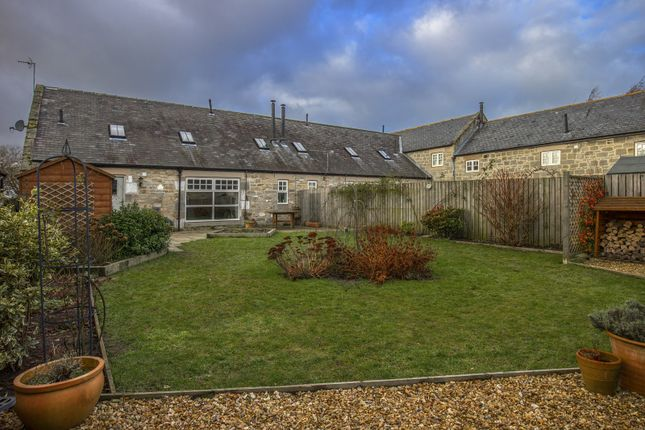 Thumbnail Cottage for sale in Mitford, Morpeth