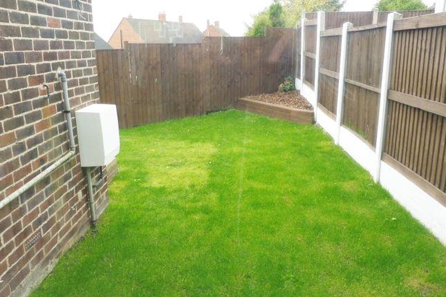 Rear Garden of Windmill Avenue, Grimethorpe, Barnsley S72