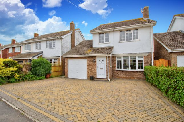 Thumbnail Detached house for sale in Brampton Way, Portishead, Bristol