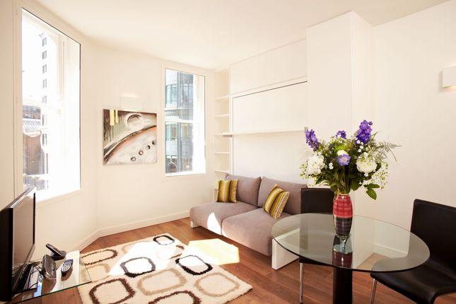 Studio to rent in Bishopsgate, London EC2M