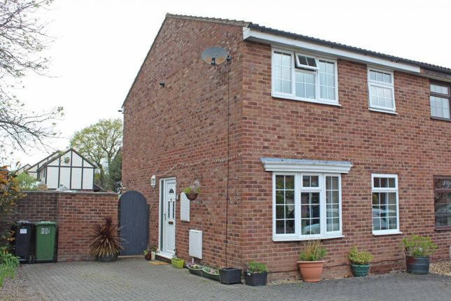 3 bed semi-detached house for sale in Cotswold Drive, Kings Acre, Hereford HR4