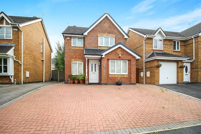 4 bed detached house to rent in Teil Green, Fulwood, Preston