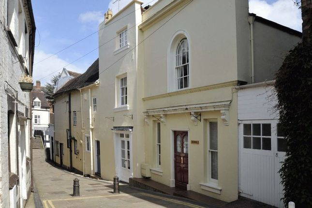 Thumbnail Terraced house for sale in Castle Terrace, Bridgnorth