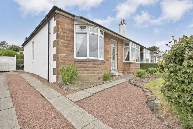 Thumbnail Semi-detached house for sale in Percy Drive, Giffnock, Glasgow