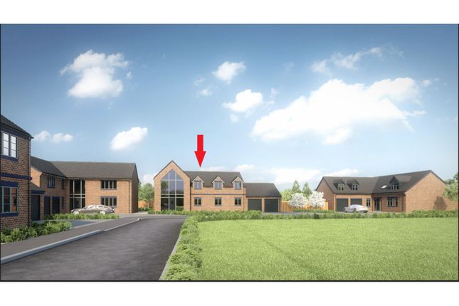 Thumbnail Detached house for sale in Plot 4 52 Sutton Lane, Sutton In The Elms