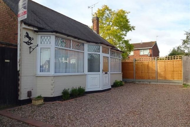 Thumbnail Bungalow to rent in The Crossway, Braunstone, Leicester