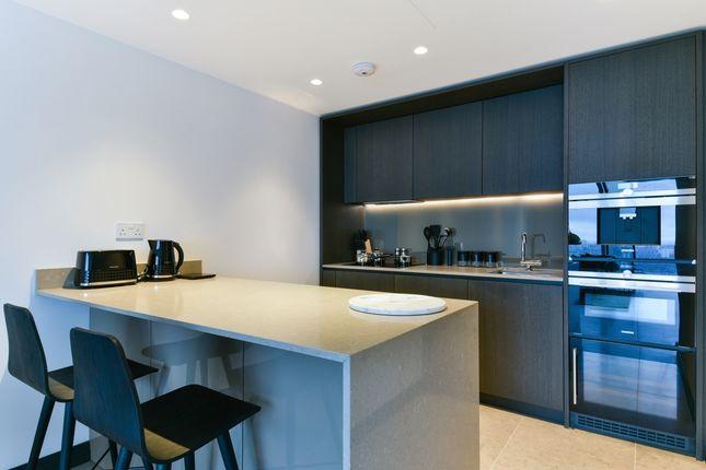 Kitchen of One Blackfriars, Blackfriars Road, Soutwark SE1