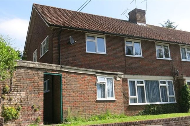 Thumbnail Flat to rent in Sutton Scotney, Nr Winchester, Hampshire