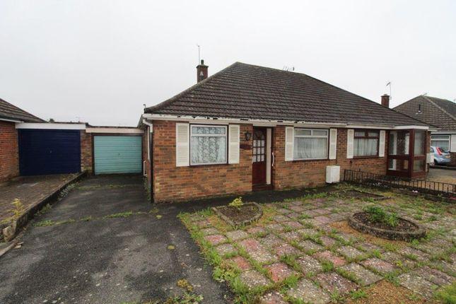 2 bed semi-detached bungalow for sale in Sandown Road, Ipswich IP1