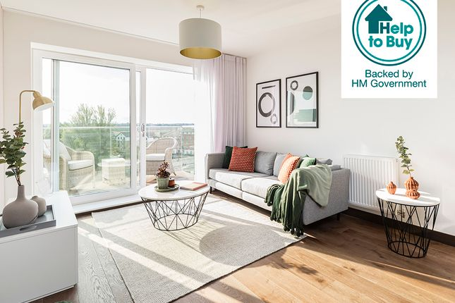 Flat for sale in Fletton Quays, Peterborough