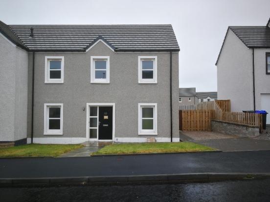 Thumbnail Property for sale in Stewart Crescent, Peterhead