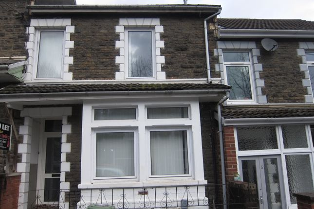 Thumbnail Property to rent in Hilda Street, Treforest, Pontypridd