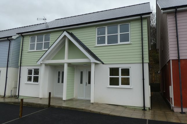 Thumbnail Semi-detached house for sale in Heol Y Fedwen Development, Ciliau Aeron, Nr Aberaeron