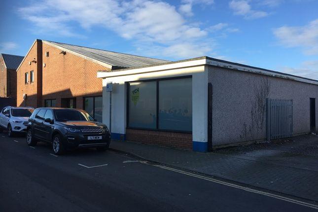 Thumbnail Retail premises to let in Unit B, James Street, Workington