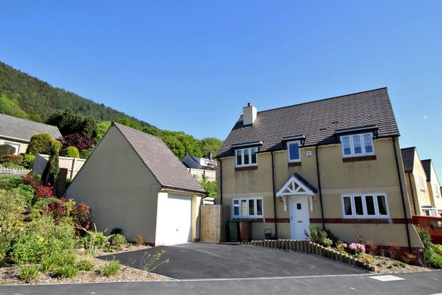 Thumbnail Detached house for sale in Garden View Close, Pontywaun, Newport