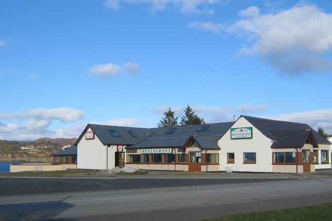 Thumbnail Restaurant/cafe for sale in Kyleakin, Isle Of Skye