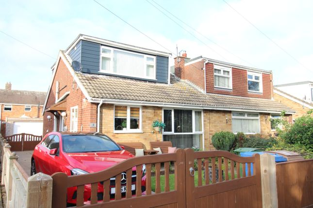 Thumbnail Bungalow for sale in Egroms Lane, Withernsea, East Yorkshire