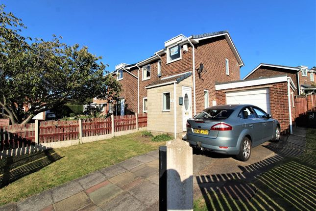 Thumbnail Semi-detached house to rent in Pike Lowe Grove, Mapplewell, Barnsley