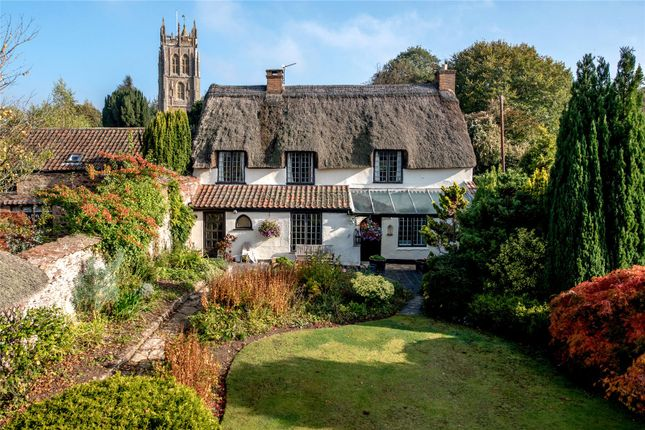 Thumbnail Detached house for sale in Church Lane, Kingston St. Mary, Taunton, Somerset