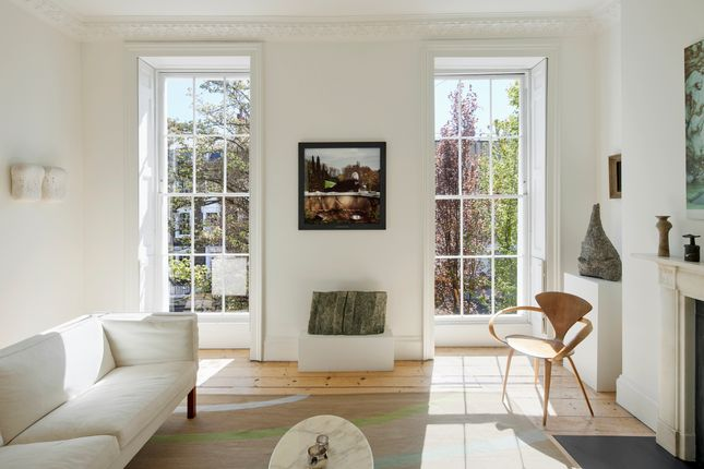 4 bed semi-detached house for sale in Deacons Terrace, Harecourt Road, London N1