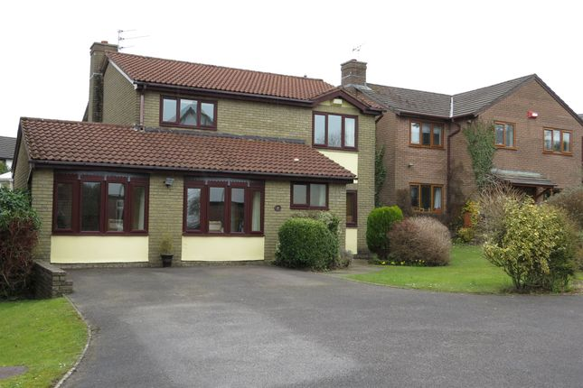 Thumbnail Detached house for sale in Troed Y Garth, Pentyrch, Cardiff