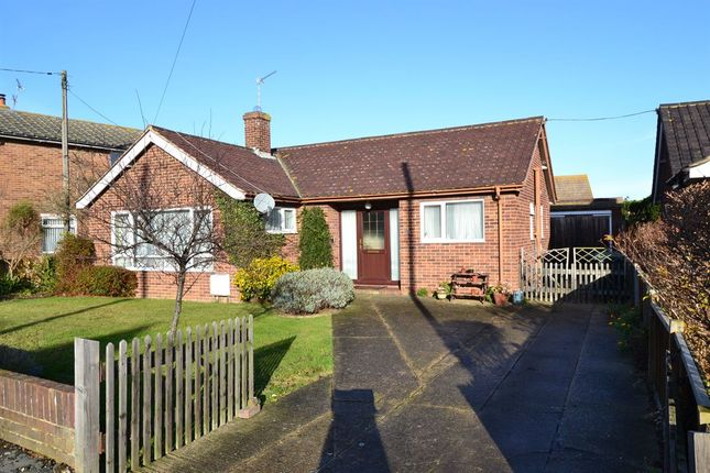 2 bed detached bungalow for sale in Herne Bay Road, Whitstable