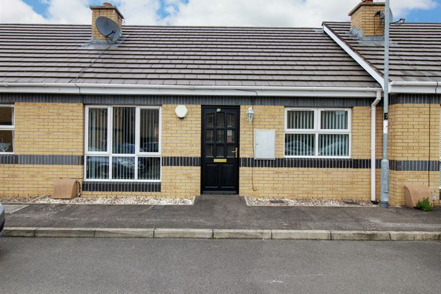 Thumbnail Terraced bungalow for sale in East Street Court, Newtownards