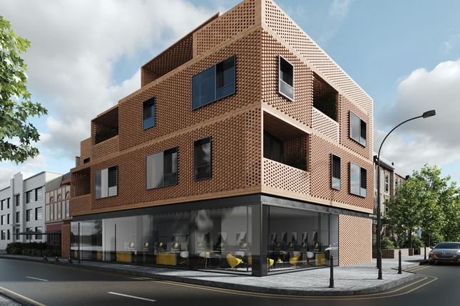 Thumbnail Commercial property for sale in Dalston Lane, Dalston, Hackney, London